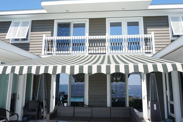Residential Awning Atlantic Beach NC